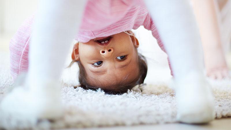 Ostéopathie de l'enfant