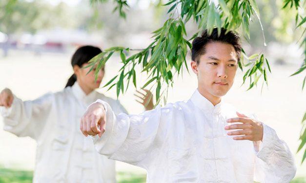 Qi-gong : Automne l'organe du poumon