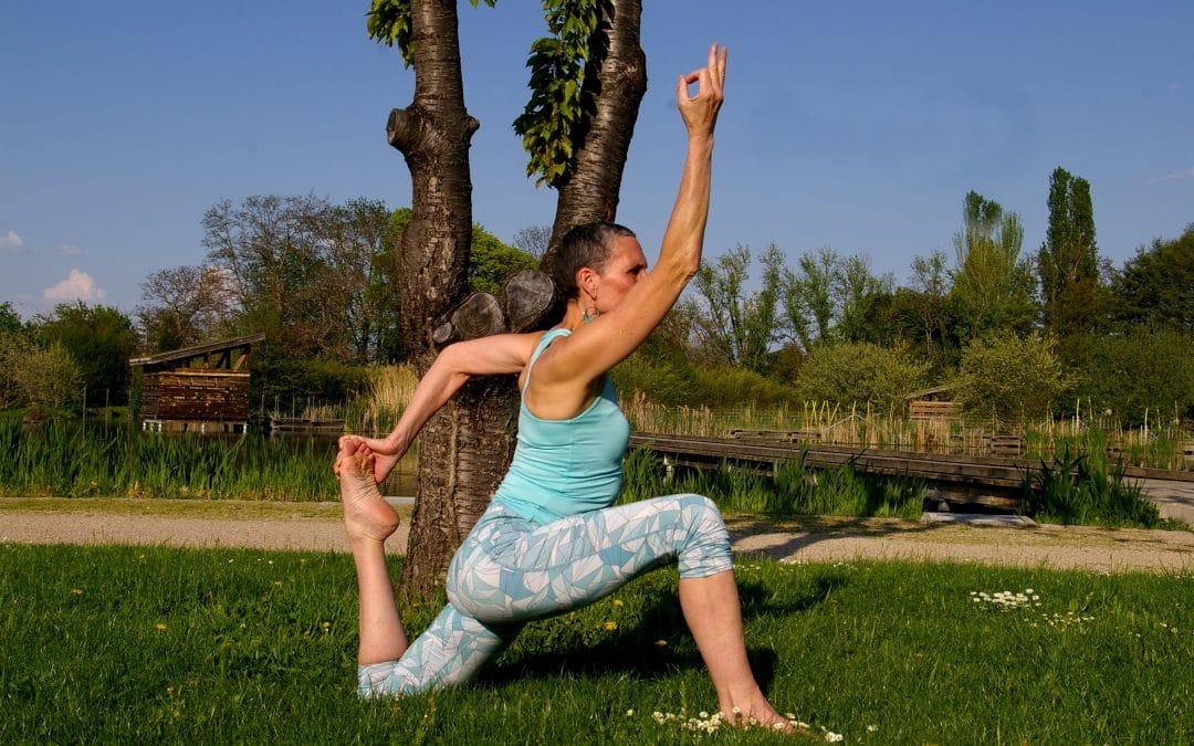 Marie Benoist Yoga