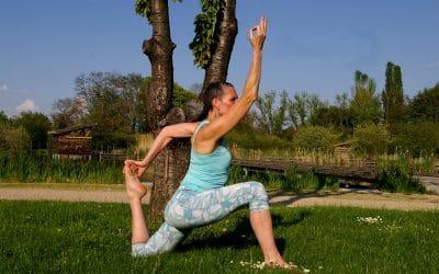 Marie Benoist professeur de Yoga