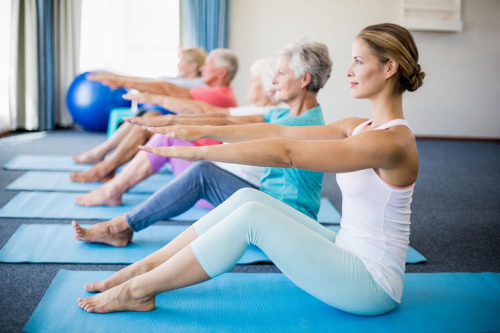 cours de yoga Clinique des Salins Clermont Ferrand